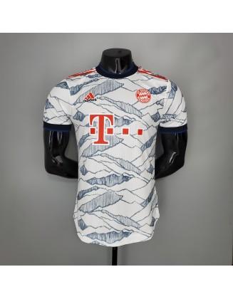 Bayern Munich Jersey 2021/2022 player version