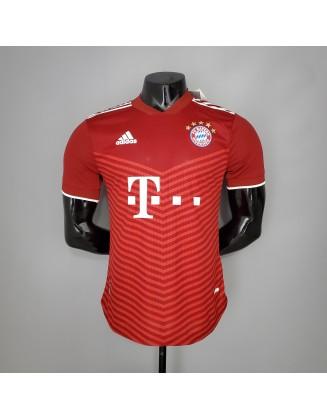 Bayern Munich Home Jersey 2021/2022 player version