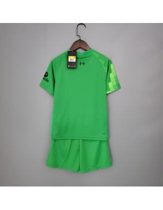2021-2022 Liverpool Football Shirt For Kids