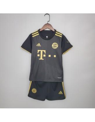 Bayern Munich Away Jerseys 2021/2022 Kids