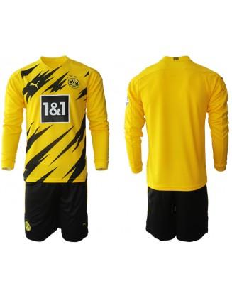 Borussia Dortmund Jersey 2020/2021 Long sleeve