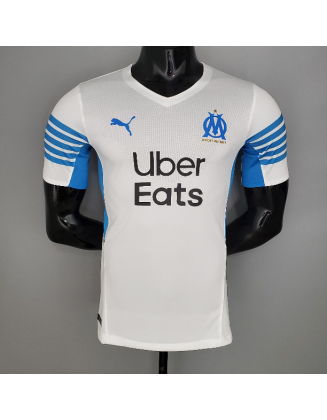 Olympique Marseille Jersey 2021/22 Player