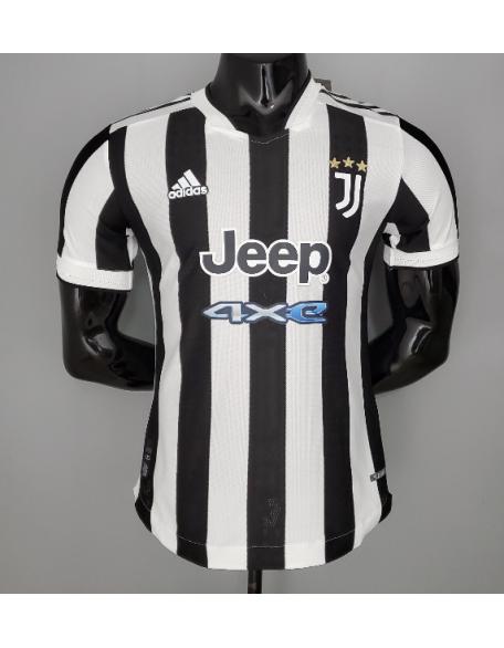 Juventus Home Jersey 2021/2022 Player