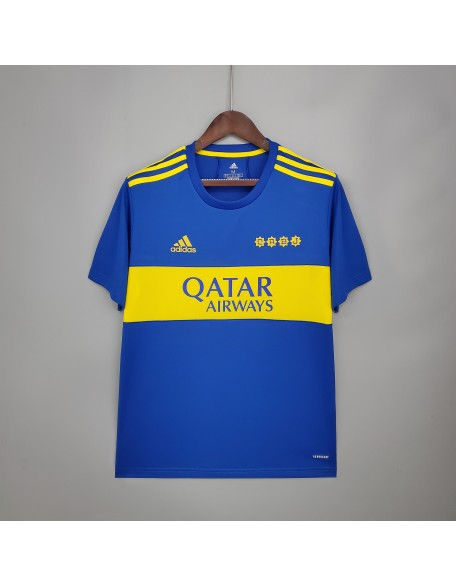 Boca Juniors home football shirt 2021/2022