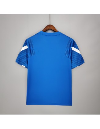 21/22 Barcelona Training Suit Blue
