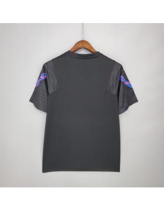 21/22 Barcelona Training Suit Black