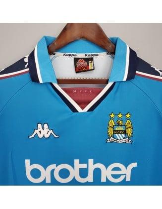Manchester City Home Jersey 97/99 Retro
