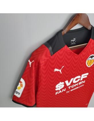 Valencia Away Jersey 2021/2022