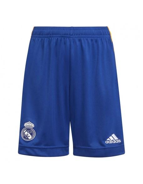 2021/2022 Real Madrid Away Football Shorts