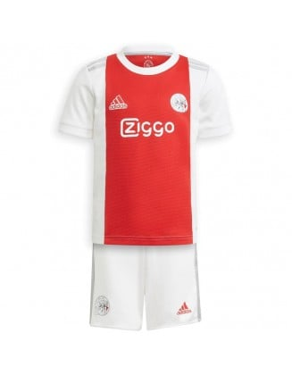 2021/2022 Ajax Home Jersey For Kids