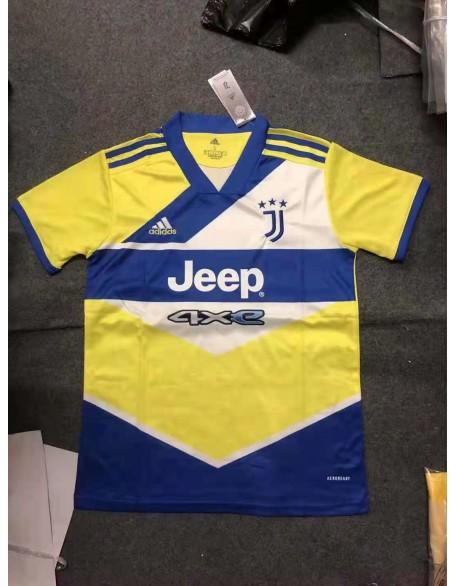 Juventus Second Away Jersey 2021/2022