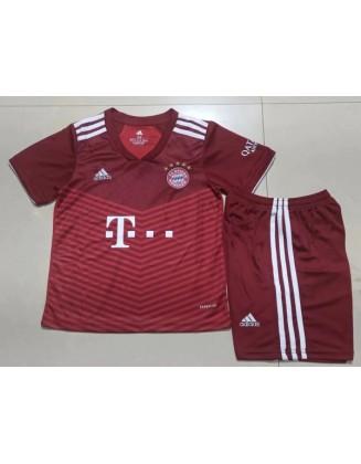 Bayern Munich Home Jerseys 2021/2022 Kids