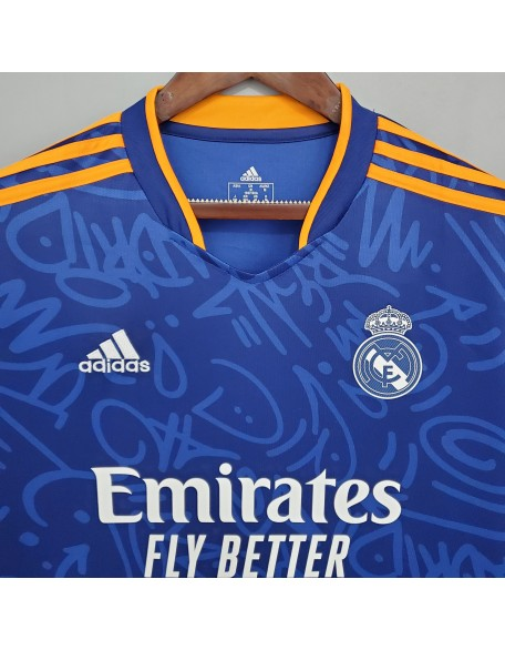 Real Madrid Away Jersey 2021/2022