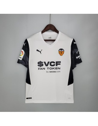 Valencia Home Jersey 2021/2022