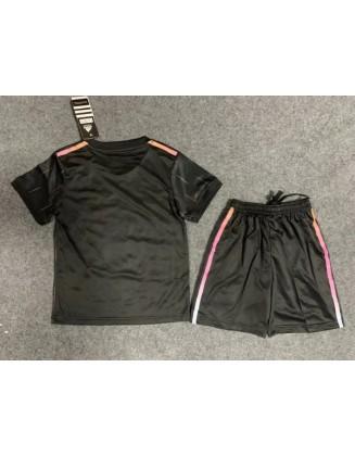 Juventus Away Football Shirt 2021-2022 For Kids