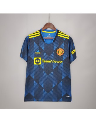 Manchester United Second Away Jersey 2021/2022