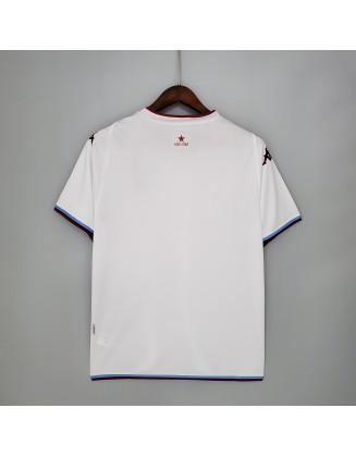 2021/2022 Aston Villa Away Football Shirt