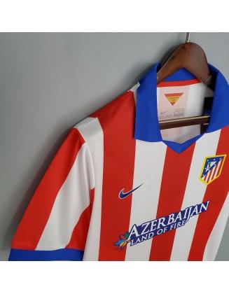 Atletico Madrid Home Jersey 14/15 Retro