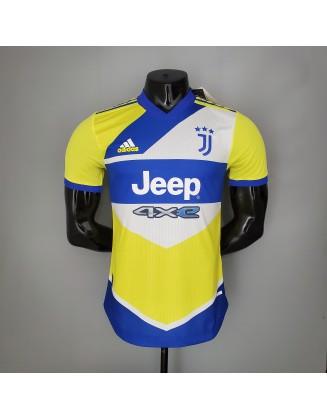 Juventus Second Away Jersey 2021/2022 Player Version