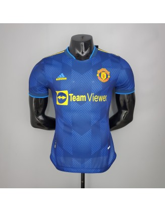 Manchester United Second Away Jersey 2021/2022 Player Version