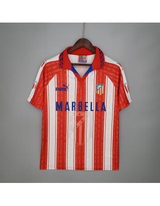 Atletico Madrid Home Jersey 95/96 Retro