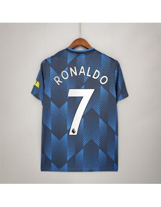 Manchester United Second Away Jersey 21/22 Ronaldo 7
