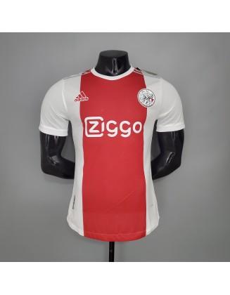 Ajax Home Jersey 2021/2022 Player Version