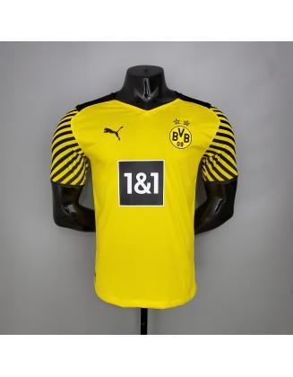 Borussia Dortmund Home Jersey 2021/2022 Player Version