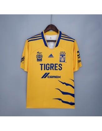 2021/2022 Tigers Home Football Shirt