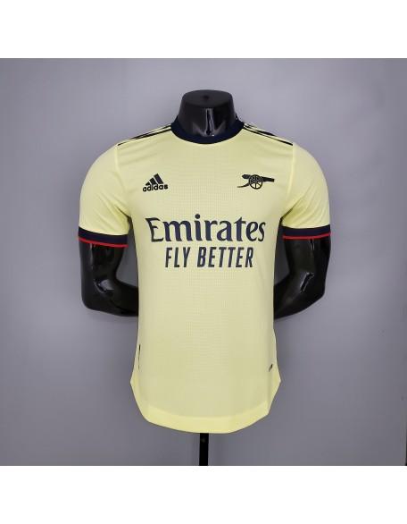 Arsenal Away Football Jersey 2021-2022 Player Version