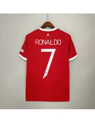 Manchester United Home 21/22 Ronaldo 7