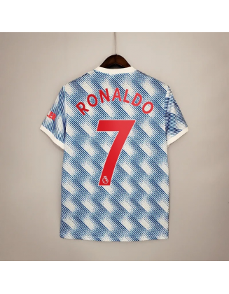 Manchester United Away Jersey 21/22 Ronaldo 7