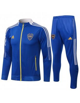 Jacket + Pants Boca Juniors 2021/22