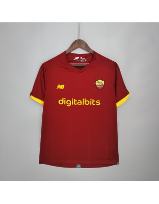 AS Roma Home Jersey 2021/2022