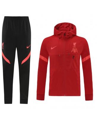Hoodie + Pants Liverpool 2021/2022