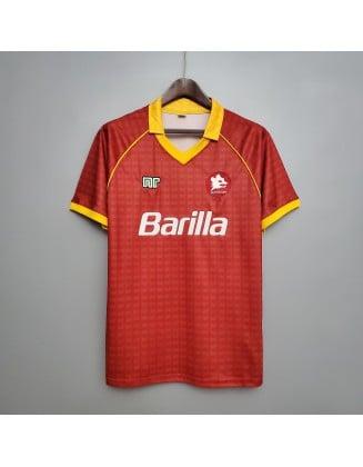 AS Roma 90/91 Retro
