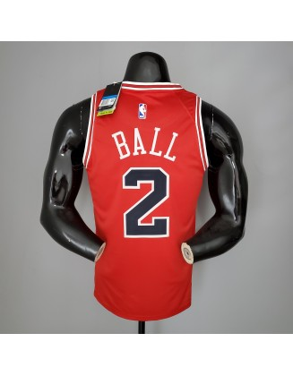 BALL#2 Chicago Bulls
