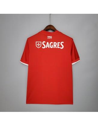 2021/2022 Benfica Home Football Shirt