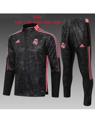 Jacket + Pants Real Madrid 2021/2022 For Kids