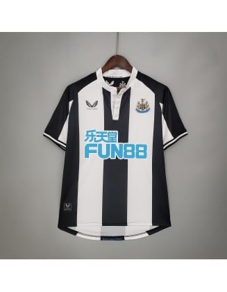 2021/2022 Newcastle Home Football Shirt
