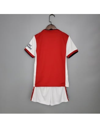 2021-2022 Arsenal Home Jersey For Kids