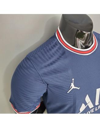 Paris Saint Germain Home Jersey 2021/2022 Messi 30 Player
