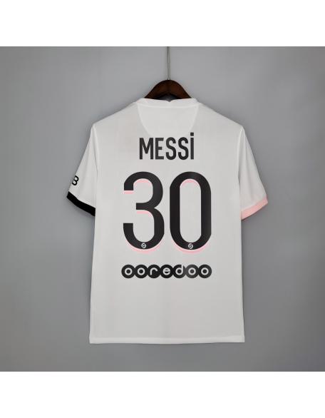 Paris Saint Germain Away Jersey 2021/2022 Messi 30