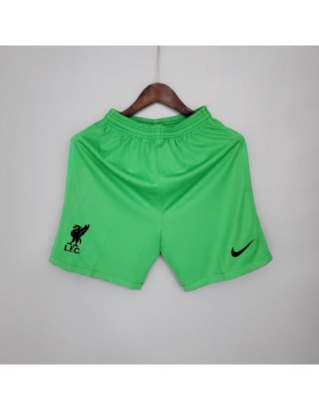 Liverpool Goalkeeper Shorts  2021/2022