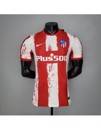 Atletico Madrid Home Jersey 2021/2022 player version