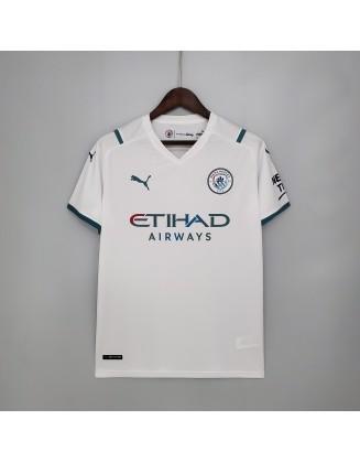 Manchester City Away Jersey 2021/2022