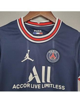 Paris Saint Germain home Jerseys 2021/2022 For Kids