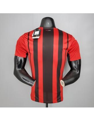 AC Milan Home Jersey 2021/2022 Player