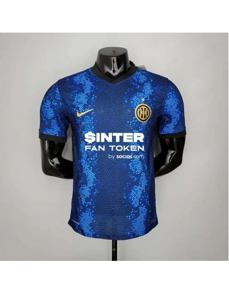 Inter Milan Home Jersey 2021/2022 Player