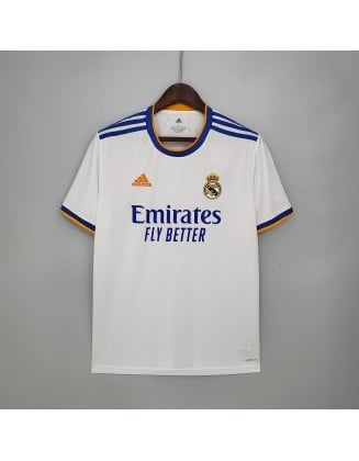 Real Madrid Home Jersey 2021/2022
